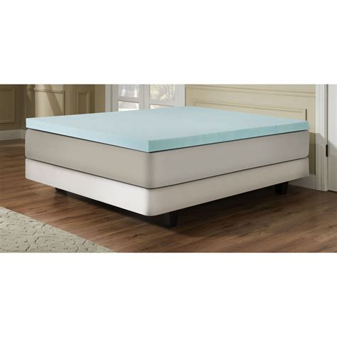 gel bed topper gel mattress topper reviews joss main