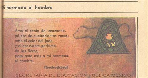 libro el hombre de mi libros de primaria de los 80 s mi hermano el hombre espa 241 ol ej y lec 4to grado