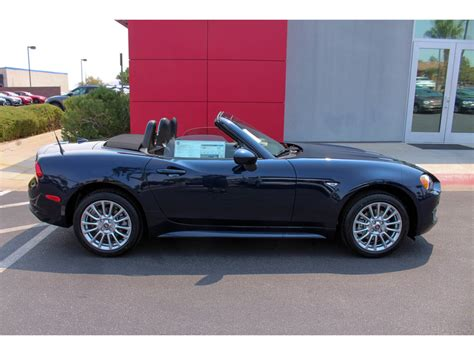 2019 Fiat Spider by New 2019 Fiat 124 Spider Classica Convertible In Henderson