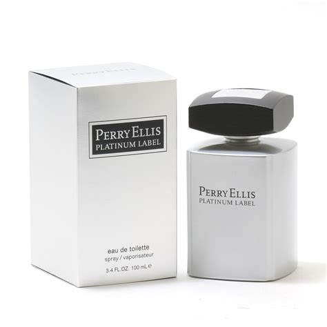 Parfum Ori Perry Ellis Platinum Label Edt 100ml Anugrahgrosiran perry ellis platinum label edt spray perry ellis