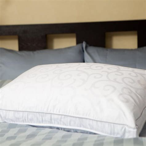 Feather Pillow Story by Cloud 9 80 20 Feather Pillow Downlinens