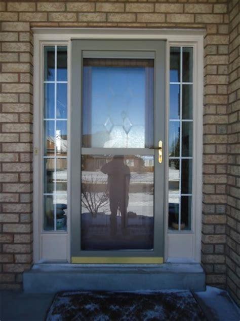 comfort windows and doors larson barrie newmarket storm doors northern comfort
