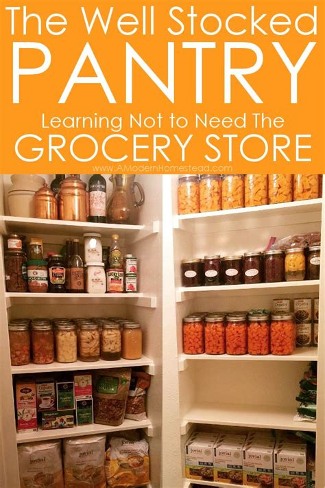 The Well Stocked Pantry a well stocked pantry thanksgiving boys and see you