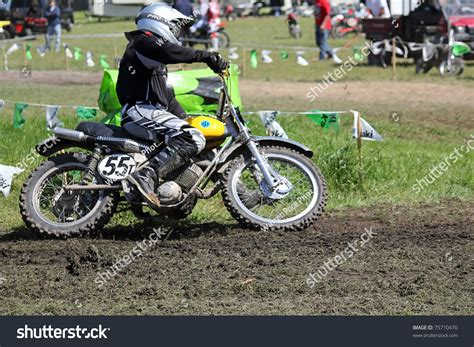 motocross races in texas jefferson tx apr 16 dan johns stock photo 75710470