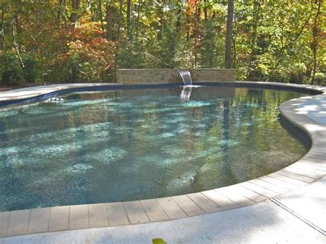 cool backyard pools triyae cool backyard pools various design