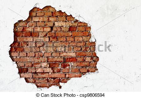 tapete altes mauerwerk stock foto brechen auf der wei 223 es wand altes