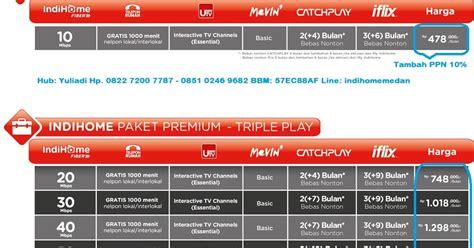 Pasang Wifi Speedy Baru Paket Indihome Mulai Januari 2017 Terbaru Indihome Medan