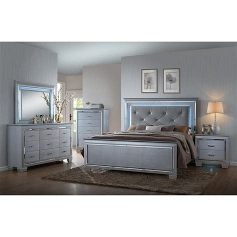 crown mark bedroom crown mark lillian queen bedroom group wayside furniture