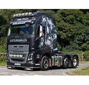 XP63 EXP Volvo FH16 Expendables Stanian