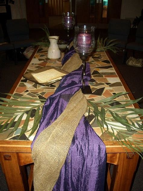 prayer table chicago 10 images about church decor ideas lent palm sunday