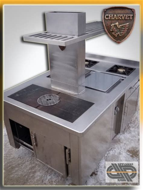 cuisine charvet piano ilot central adoss 233 charvet 1m80 x 1m20