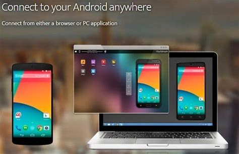 remote pc with your android device neurogadget - Remote Android From Pc