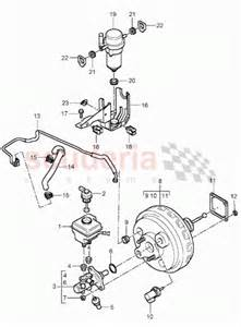 Vacuum Brake System Diagram Brake Master Cylinder Brake Booster Vacuum Line Vacuum