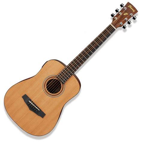 Ibanez Mii ibanez mini pf58 guitare acoustique de voyage naturel 224
