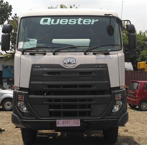 ud trucks ud trucks proudly presents    quon