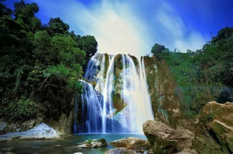 wallpaper pemandangan alam ukuran besar 55 gambar pemandangan air terjun terindah dan tercantik di