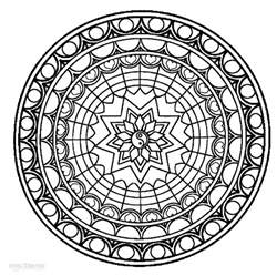 mandalas to color free printable mandala coloring pages for cool2bkids