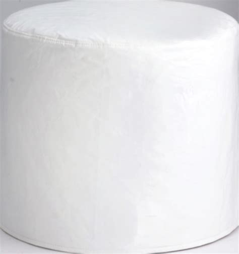 white leather round ottoman 31 round upholstered ottoman white leather jpg encore