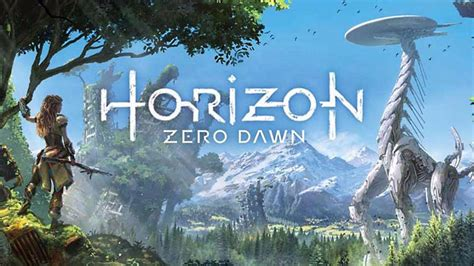 playstation 4 exclusive 2016 horizon zero dawn 4k