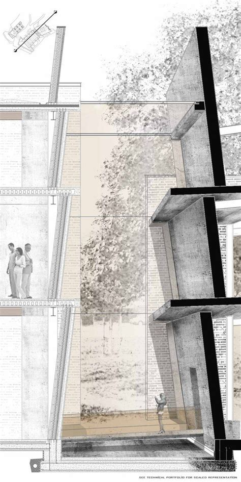 463 best images about architectural drawings on