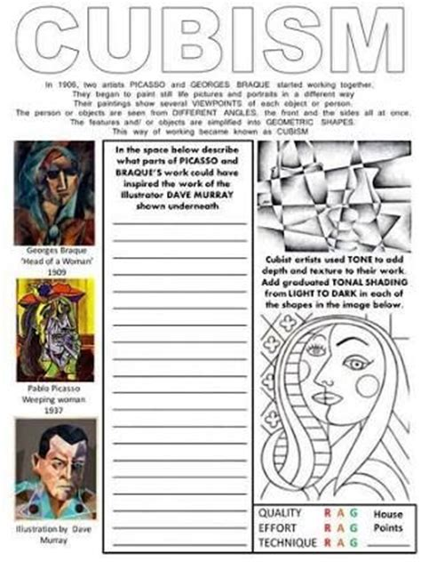 picasso biography for middle school the 90 best images about y8 african picasso inspired