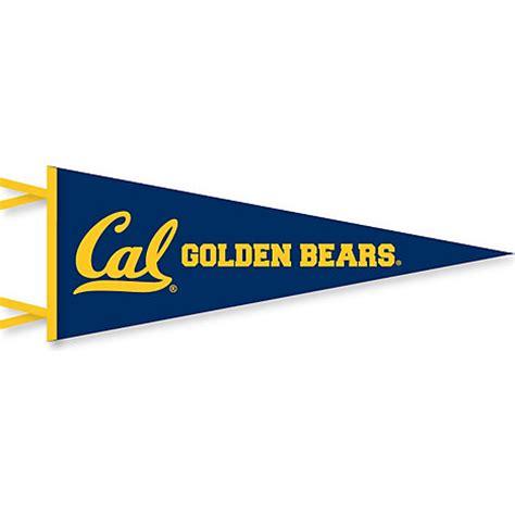 university of california berkeley 9'' x 24'' pennant