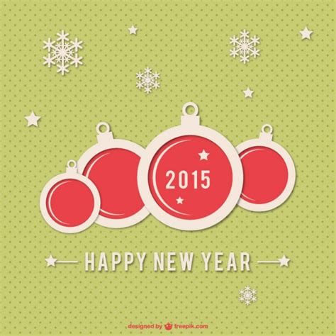 happy new year 2015 vector free happy new year background for 2015 vector free