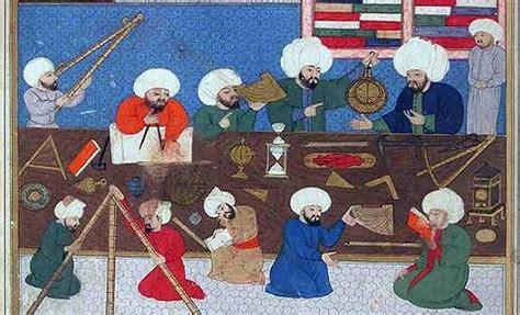 ottoman empire science transmission muslim heritage