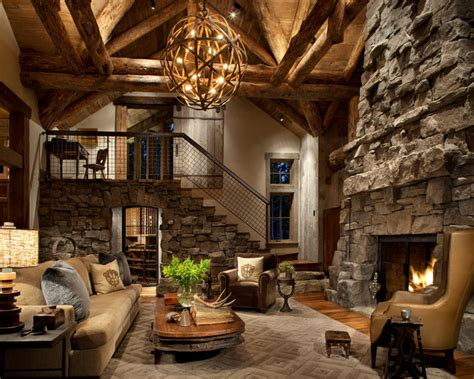 poll which rustic great room do you prefer homes of great room rustic living room other metro by peace