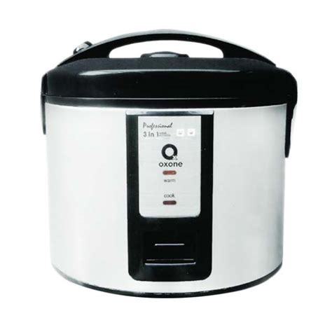 Rice Cooker Oxone jual oxone ox 252 professional rice cooker harga