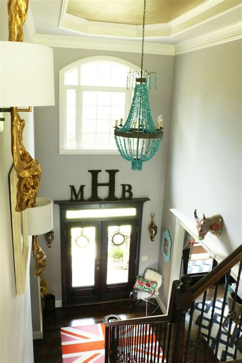 welcome home interiors s welcome home foyer tour grey