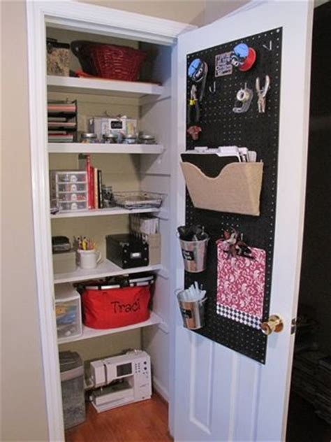Pegboard Closet Organizer by 145 Best Images About Pegboard Ideas On Crafts