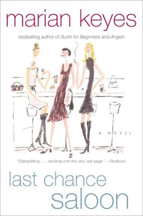 left to chance a novel books last chance saloon by marian keyes reviews discussion