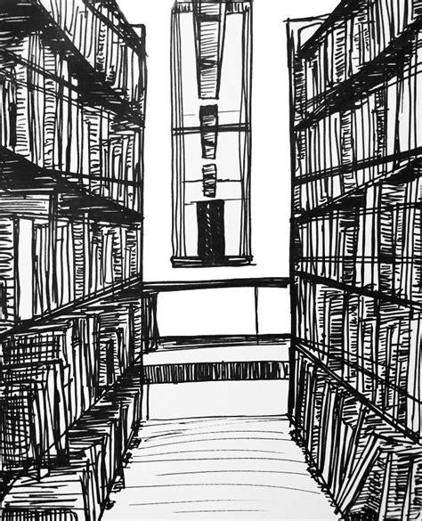 C Drawing Library by Grad School Drawings Elizabeth Hawks