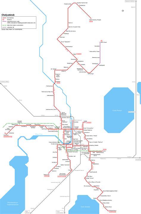 chelyabinsk map urbanrail net gt asia gt russia gt chelyabinsk metro