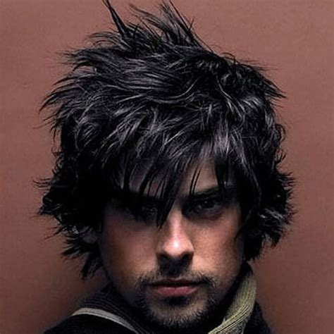 shag hairstyle for black men 50 shaggy hairstyles for men men hairstyles world