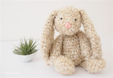 Homemade Christmas Gift Ideas by Classic Stuffed Bunny Crochet Pattern For Easter One Dog
