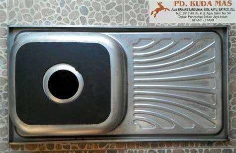 Jual Bak Cuci Piring jual bak cuci piring stainless steel benotti 75x40 cm pd