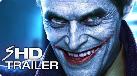 joker  teaser trailer concept willem dafoe