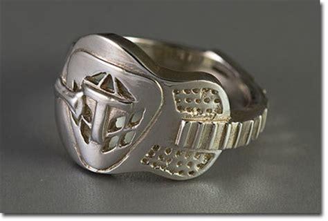buy sterling silver resonator guitar ring jewelry