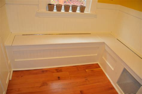 Kitchen Bench With Storage Kitchen Table Storage Bench Plans Pdf Woodworking