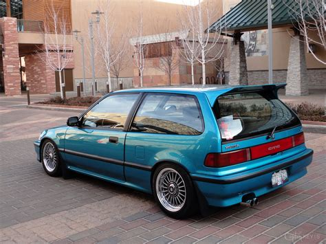91 honda civic si honda civic 8 tuning