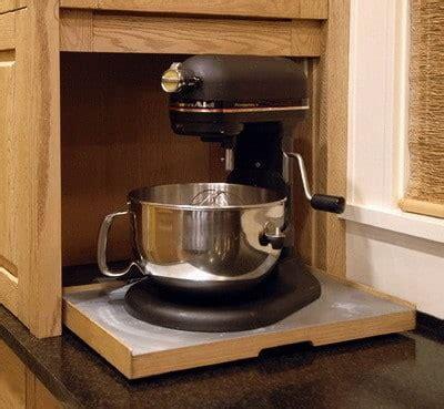 40 Appliance Storage Ideas For Smaller Kitchens