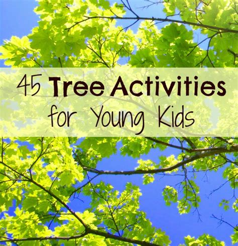 tree activities for