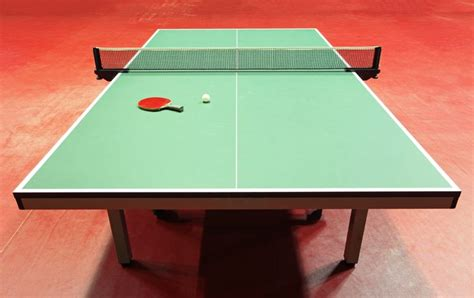how is a ping pong table how to clean a ping pong table livestrong com