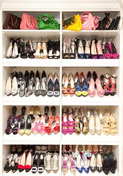 shoe shelves contemporary closet  coveteur