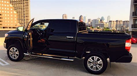 2015 Toyota Tundra Lifted Loaded 2015 Toyota Tundra 1794 Edition Lifted Truck For Sale