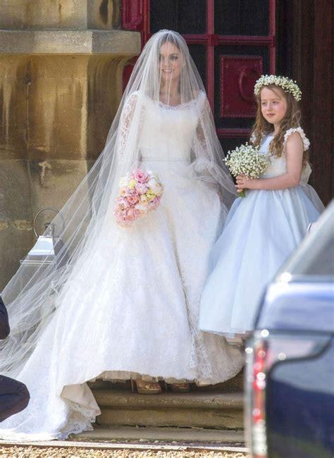 Geri Halliwell marries Christian Horner in conservative