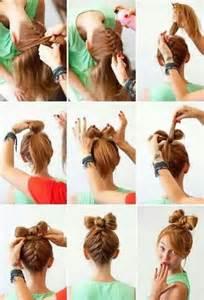 easiest type of diy hair braiding easy braids hairstyles
