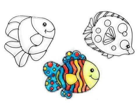 paint draw fish tank drawing clipart best